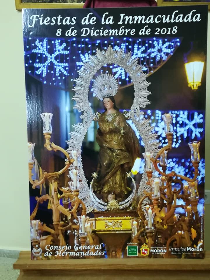 Cartel Inmaculada Concepción
