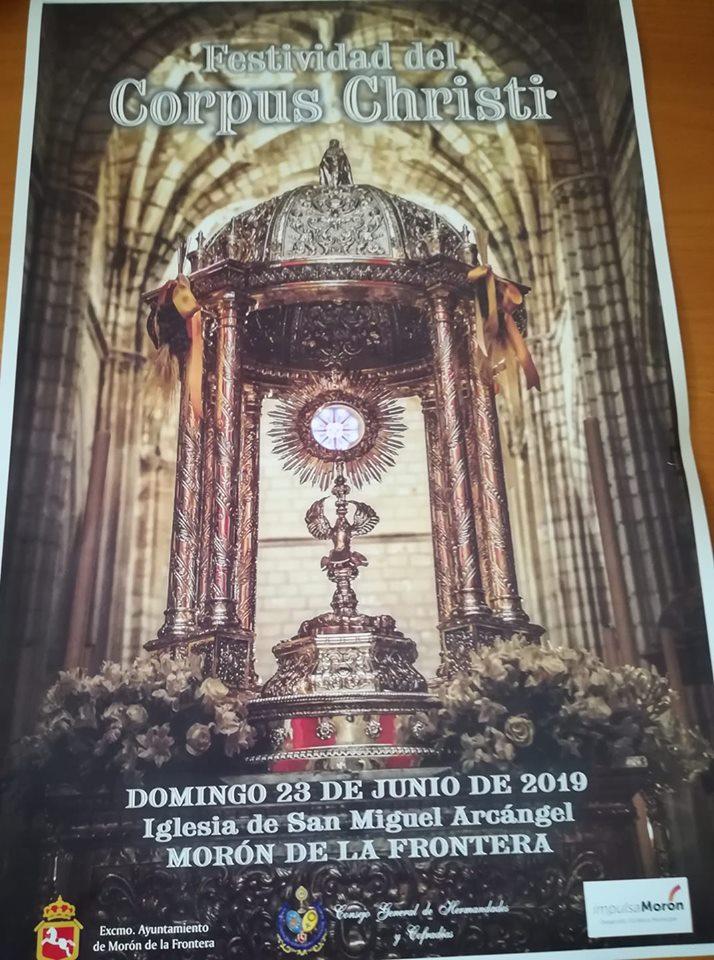 Festividad del Corpus Christi 2019